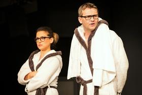 Bild: Aufguss - Tournee-Theater Thespiskarren