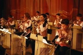 Bild: Soundzz - Children Big Band Rostow am Don