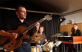 Bild: MANFRED JUNKER Organ Trio