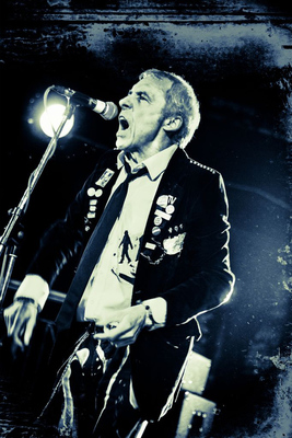 Bild: TV Smith - 77 Punk Rock Legend