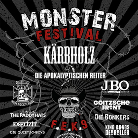 Bild: F.E.K. 9 - MonsterFestival - Festivalticket