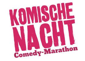 DIE KOMISCHE NACHT - Der Comedy-Marathon in Bremen