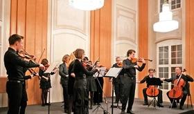 Bild: Silvesterkonzert - Festliche Musik zum Jahresausklang