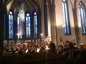 Bild: Adventskonzert - Kantaten von Bach und Telemann