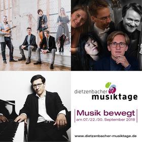 Bild: Dietzenbacher Musiktage Festivalticket