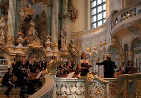 Bild: Virtuose Chor- und Orgelmusik des Barock