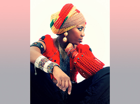 Bild: Yvonne Mwale und Band