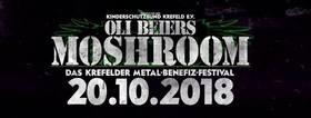 Moshroom Festival - Oli Beiers Moshroom Metal Benefiz Festival 2018