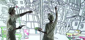 Bild: Zinnober in der grauen Stadt - Kindertheater
