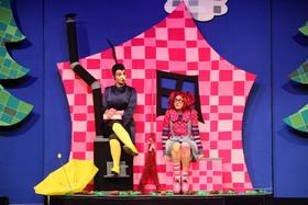 Bild: Die kleine Hexe - Kindertheater