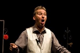 Bild: Bernd Lafrenz – Die lustigen Weiber von Windsor - Frei-komisch nach Shakespeare