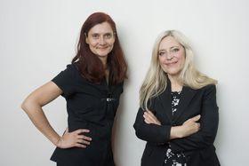 Bild: Anke Helfrich und Angelika Niescier