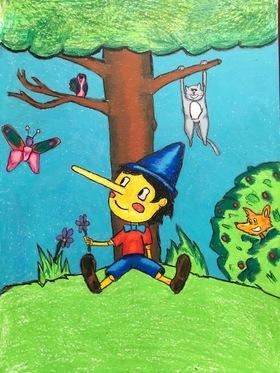 Bild: Pinocchio - Kindertheater