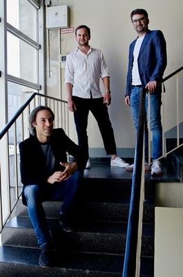 Bild: Trio Danuvius mit Gerold Huber
