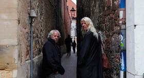 Bild: Harald Hurst und Gunzi Heil