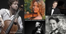 Bild: Zhdanov - Konzerte
