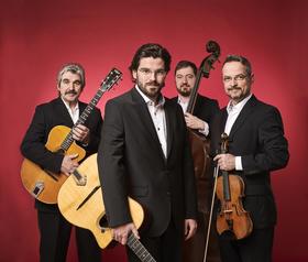 Bild: Joscho Stephan Quartett