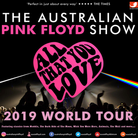 Bild: THE AUSTRALIAN PINK FLOYD SHOW - ALL THAT YOU LOVE