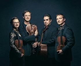 Bild: Kuss Quartett Berlin