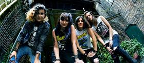 THE RAMONAS (UK) All Girl - 77er a-like Punk Rock