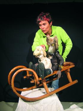 Bild: Ein Schaf für's Leben - Faro-Theater