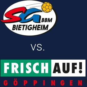 Bild: SG BBM Bietigheim vs. Frisch Auf! Göppingen