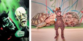 Bild: Faust - Die Puppenshow