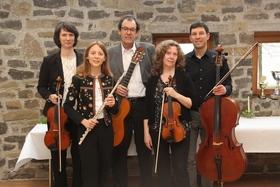 Bild: Visconti Plus - Kammermusik für Streichinstrumente und Gitarre