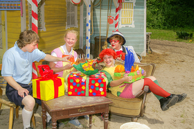 Bild: Pippi feiert Geburtstag