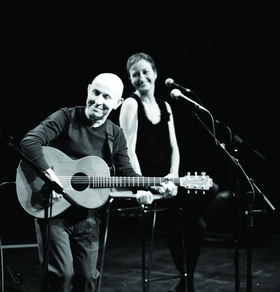 Bild: Kieran Goss & Annie Kinsella - Oh, the Starlings … Album Release Tour