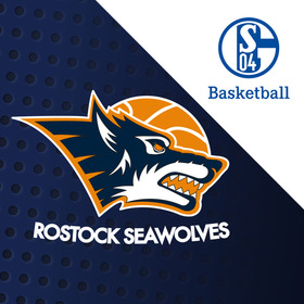 Bild: Rostock Seawolves - FC Schalke 04 Basketball