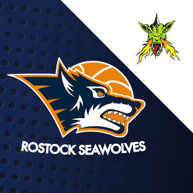 Bild: Rostock Seawolves - Artland Dragons