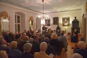 Bild: Auf Amors Spuren - Arien und Liebesduette aus der Barockzeit - Konzertveranstaltung mit anschließendem Festempfang