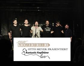 Bild: Otto Meyer präsentiert Rantastic-Kopfhörer live: Stephan Ullmann und Vorband Søren Jordan's Blues Conglomerate