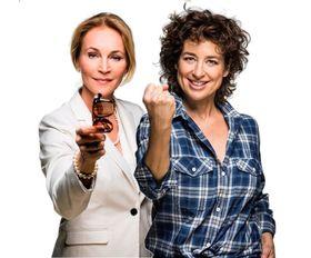 Bild: Hammerfrauen - Musical-Komödie mit Caroline Beil, Isabel Varell u.a.