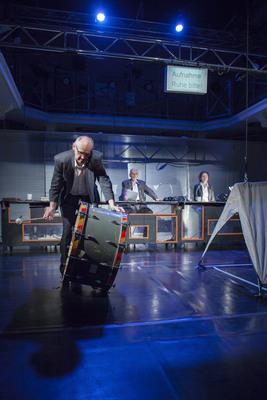 Bild: Jugend ohne Gott - Theater im Marienbad
