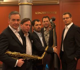 Bild: Swinging Christmas - Andreas Pasternack & Band