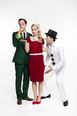 Bild: Lady Sunshine & Mister Moon - Das kann doch einen Schneemann nicht erschüttern - Die Weihnachtsrevue