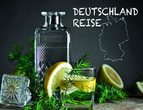 Bild: Gin Tasting - Deutschlandreise