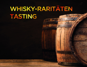 Bild: Whisky-Raritäten Tasting