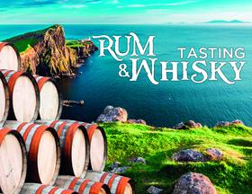 Bild: Whisky & Rum Tasting
