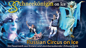 Bild: Russian Circus on Ice - Schneekönigin on Ice