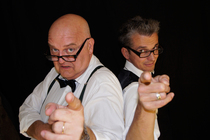 Bild: Das Kriminal Comedy Dinner Open Air - Krimidinner mit Kitzel für Nerven und Gaumen