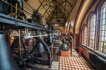 Bild: Eintrittskarte Tour W – Wasser für Berlin - Über 120 Jahre Technikgeschichte im Alten Wasserwerk Friedrichshagen