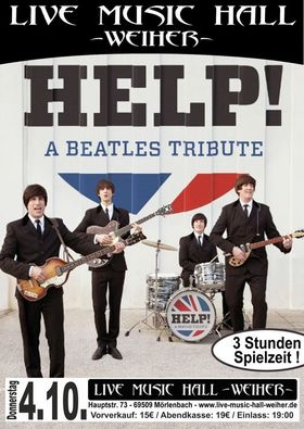 Bild: HELP! - The Beatles Tribute