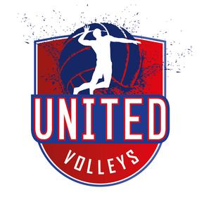 Bild: VfB Friedrichshafen - United Volleys Frankfurt