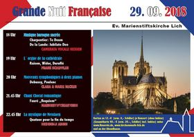 Bild: Grande Nuit Francaise - Kombi-Ticket