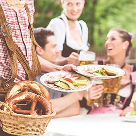 Bild: Oktoberfest am Fleesensee