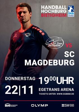 Bild: SG BBM Bietigheim vs. SC Magdeburg