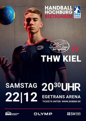 Bild: SG BBM Bietigheim vs. THW Kiel
